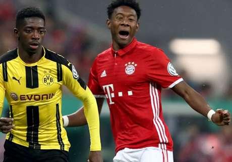 LIVE: Dembele-Traumtor schockt Bayern