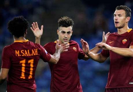 Serie A: Roma, Juve und Inter siegen