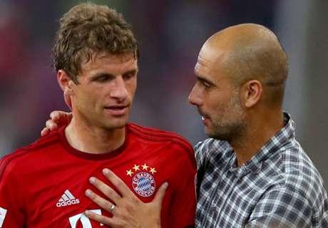 Müller: Pep vivía en su propio mundo