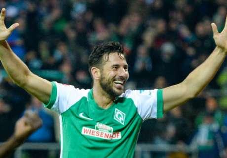 Werder lenkt sich im Pokal ab