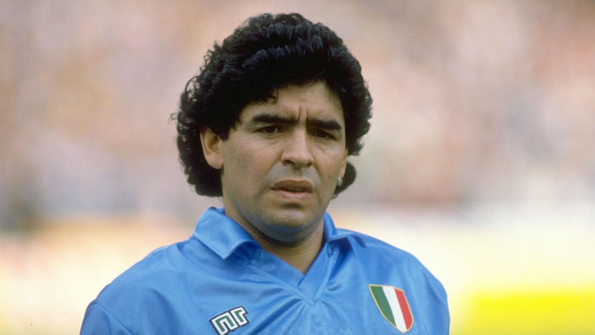 La police intervient, pas de plainte — Espagne-Dispute Maradona