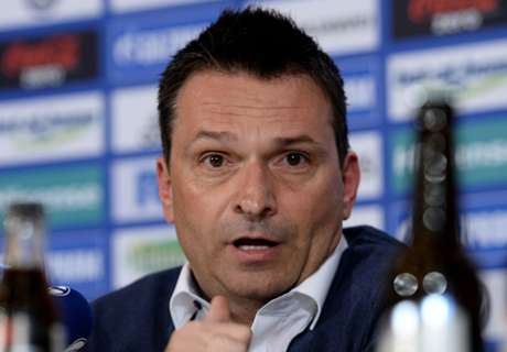 Schalke: Heidel platzt der Kragen
