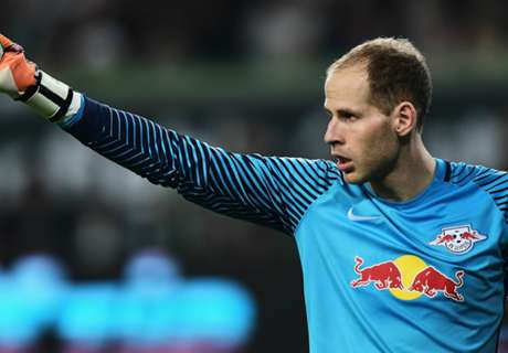 Leipzig-Keeper Peter Gulacsi exklusiv