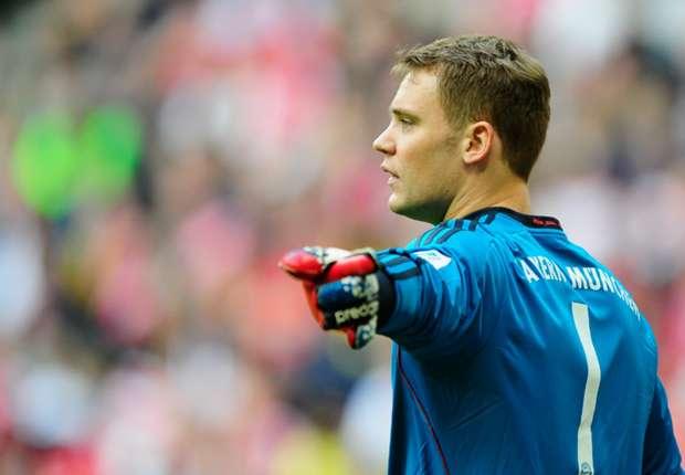 Muss weiterhin pausieren. Bayern Torwart Manuel Neuer