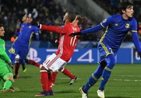 Rostov Unggul Atas Bayern Dalam Drama Lima Gol