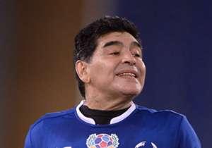 Diego Maradona kritisiert die derzeitige Form von CR7