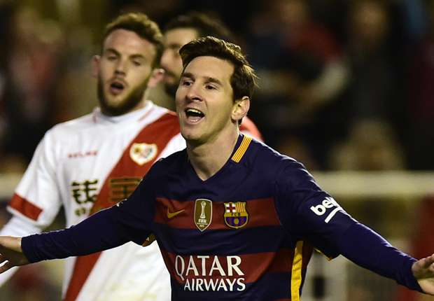 Video: Rayo Vallecano vs Barcelona
