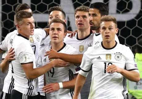 บอลโลกของชอบ! มุลเลอร์เบิ้ลพาเยอรมันอัดเช็ก 3-0