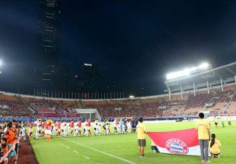 FC Bayern wächst stark in China
