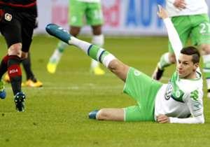Julian Draxler wechselte vor der Saison vom FC Schalke 04 zum VfL Wolfsburg