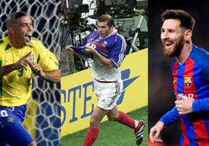 Goal.com為大家回顧一下自1982年起各屆FIFA最佳球員得獎者。
