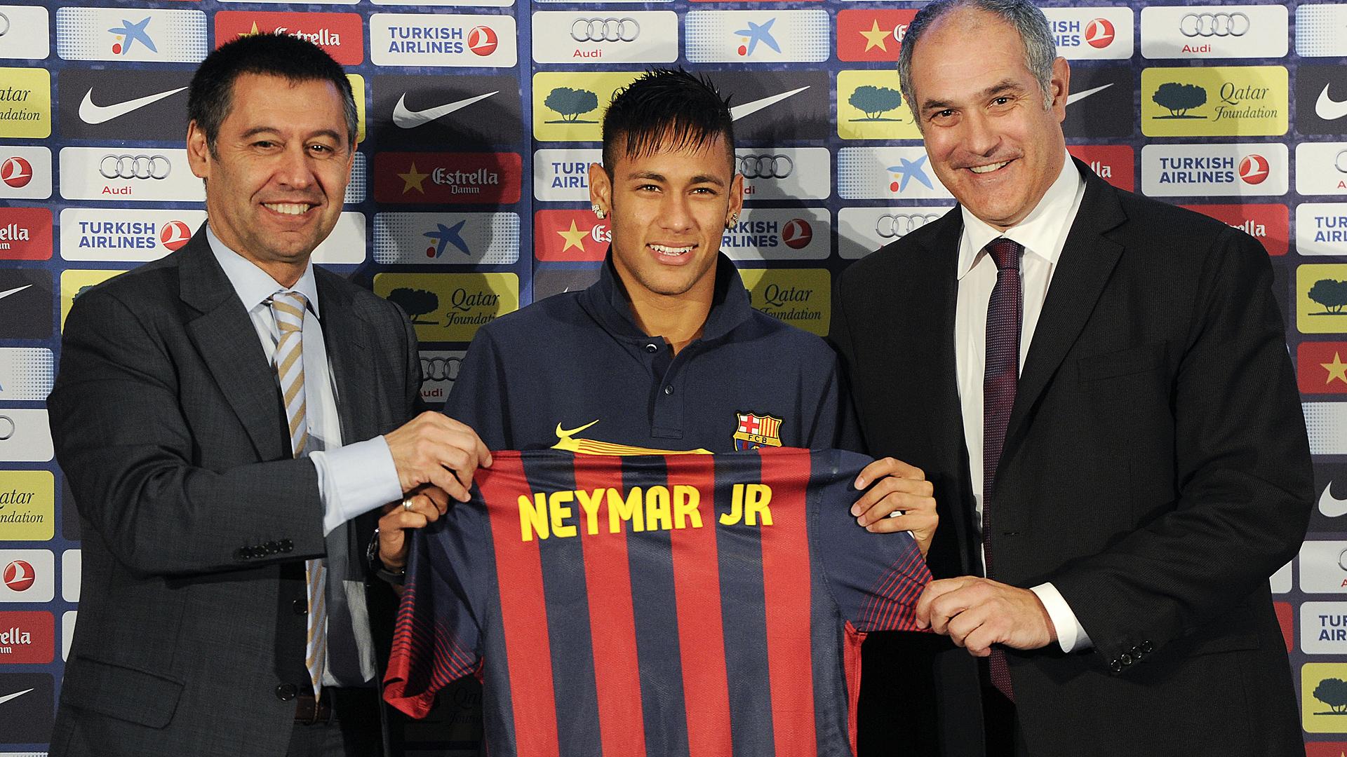 Para la FIFA, el pase de Neymar al Barça fue legal