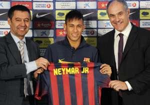 El crack sorprendió con su enésimo cambio; Goal te muestra los cambios que ha sufrido el 'estilo' del '11' del Barcelona.