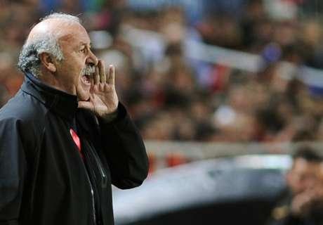 Del Bosque kündigt Abschied an