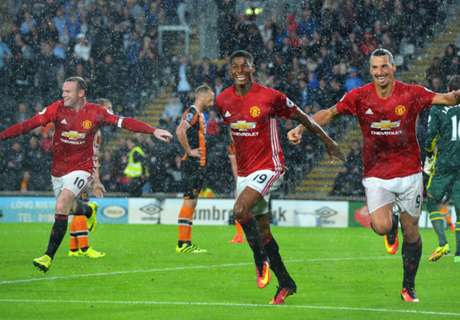 Manchester United cortó la mala racha