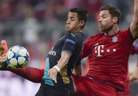 Arsenal fans beg Bayern to stay away