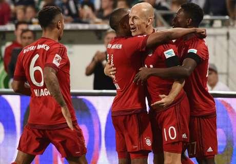 Robben: Bayern must take blame for loss