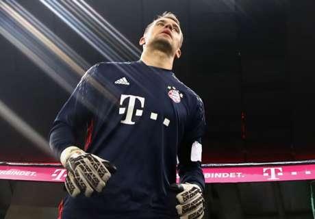 Neuer Raih 100 Clean Sheet Bundesliga Bersama Bayern