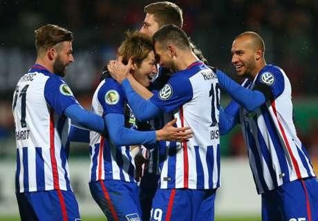 Die Hertha träumt weiter von Berlin