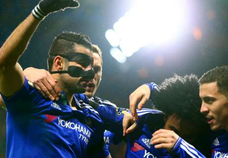 Chelsea in Torlaune, United lässt abreißen