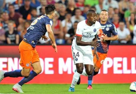 Francês: Montpellier 0 x 1 PSG