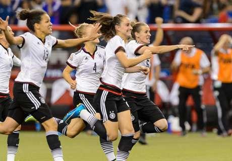 DFB-Frauen souverän gegen Türkei
