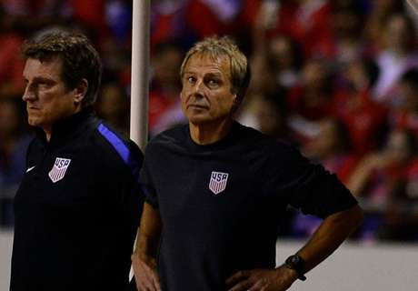 Estados Unidos echó a Klinsmann