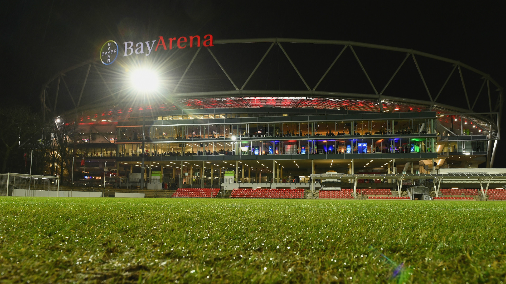 BayArena Bayer Leverkusen Atletico Madrid Champions League 25022015