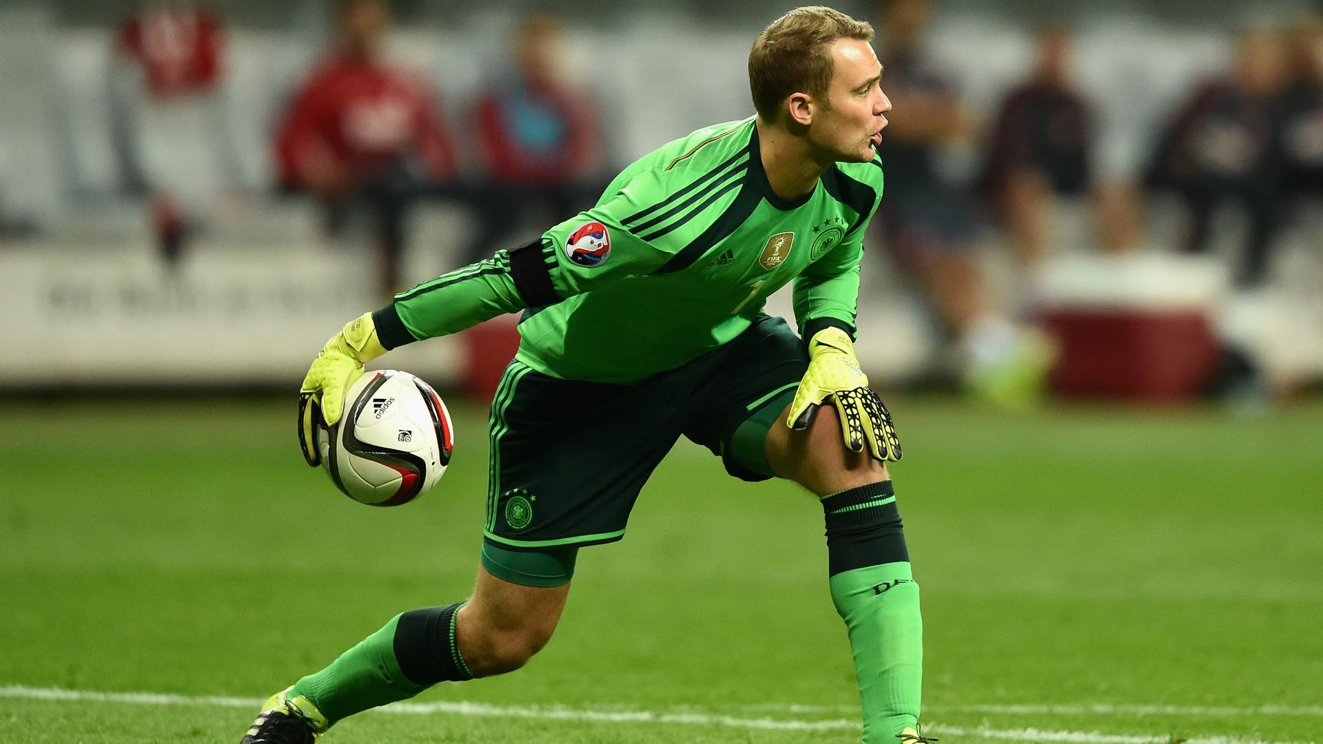 Manuel Neuer will noch weitere Jahre das Tor der DFB-Elf hüten