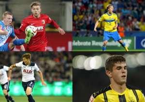 Die Transferperiode geht zu Ende, aber ein paar deutsche Klubs sind noch immer auf der Suche nach Verstärkung. Hier sind die wichtigsten Deals, die noch auf die Schnelle entstehen könnten ...