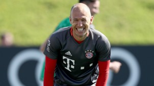 FC Bayern München Dohas Training