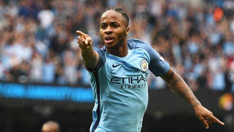 Raheem Sterling Manchester City 28082016