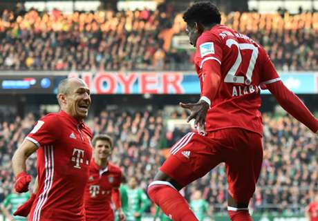 Robben belangrijk voor Bayern München