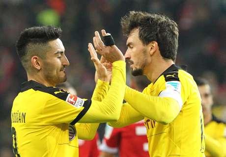 Podrían salir del Dortmund