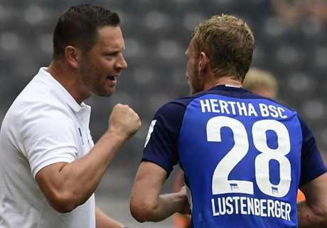 Hertha ohne Lustenberger gegen Köln