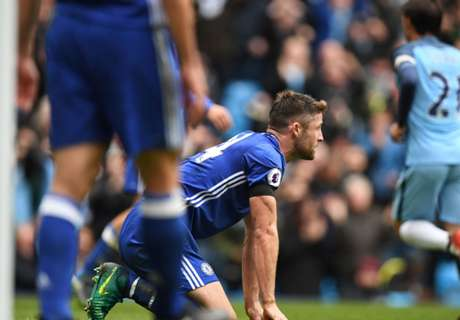 LIVE! Manchester City - Chelsea: 1-0