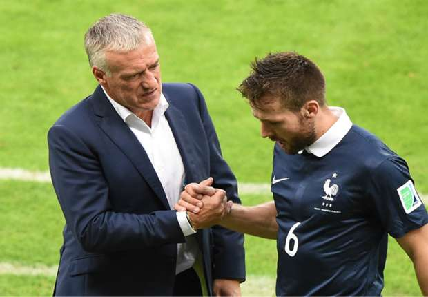 The brain of the team: France warming to midfield maestro Cabaye