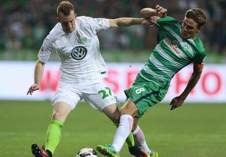 Wetten: Wolfsburg vs. Werder
