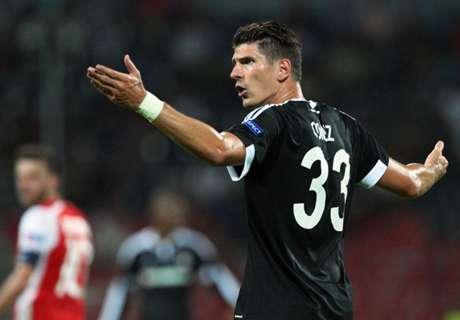 Besiktas-Fans kämpfen um Gomez