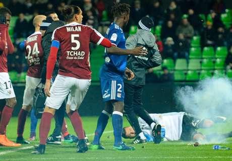 Böllerwurf: Punktabzug für den FC Metz