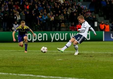 Laporan: Maribor 0-1 Schalke 04