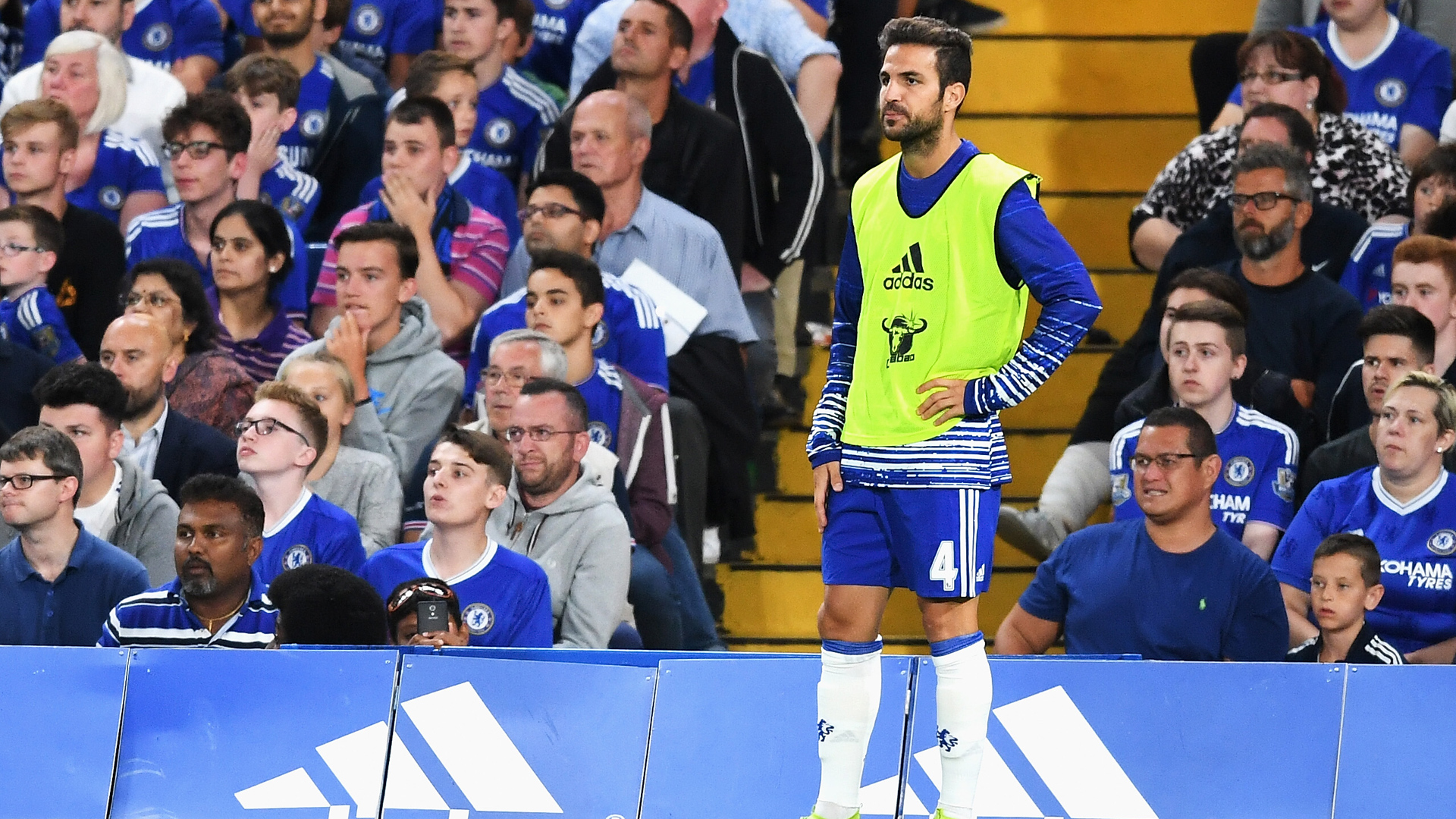 Conte met les choses au point pour Fabregas — Chelsea