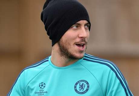 Pedro: Hazard Bisa Samai Level Messi