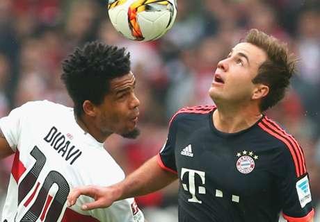 Bayern Munich Sikat Stuttgart