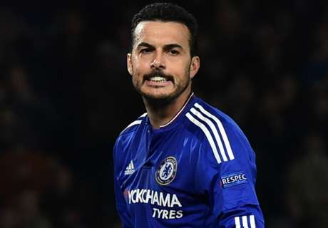 'Pedro looked happy at Barcelona'