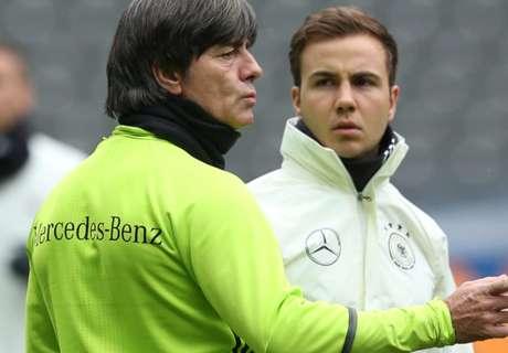 Löw: Keine Lust mehr auf Götze/FCB