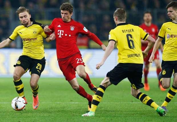 Borussia Dortmund-Bayern Munich (0-0), pas de vainqueur dans le Der Klassiker