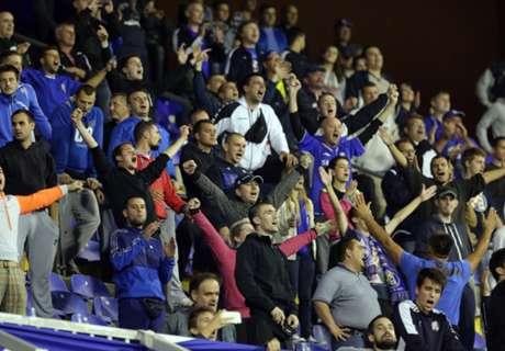 Uefa opet kaznila Dinamo