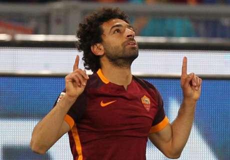 Serie A: Salah-Show in Rom