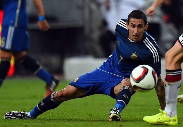 Falcao relishing Di Maria partnership at Manchester United